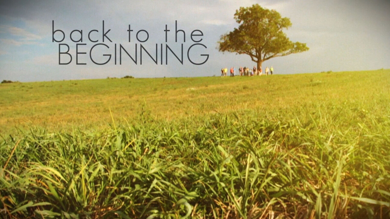Series-Back To The Beginning